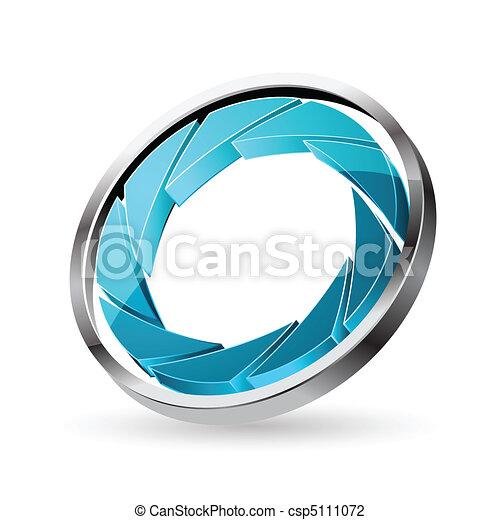 glossy shutter - csp5111072