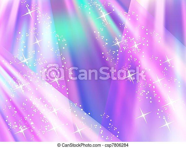 Glowing background - csp7806284