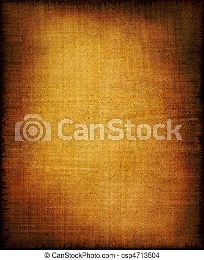 Glowing Cloth Vignette - csp4713504