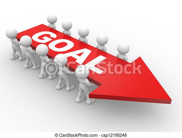 Goal - csp12195246