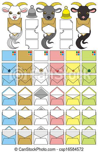 goat - csp16584572