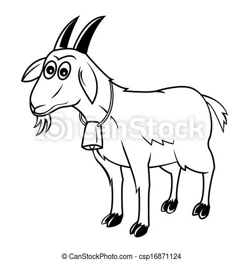goat - csp16871124
