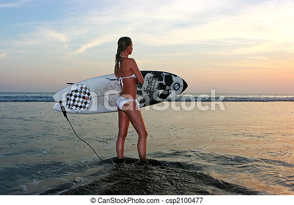 Going to surf? - csp2100477
