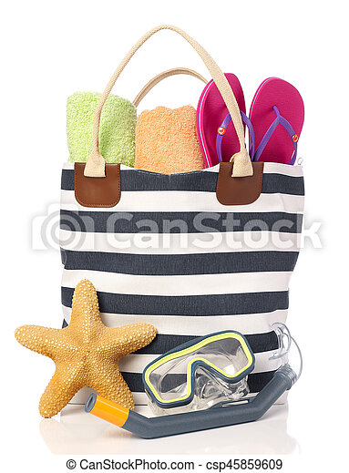 Going to the beach - csp45859609