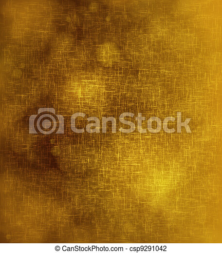 Gold background - csp9291042