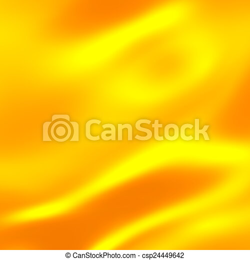 Gold Background Warm Yellow Color Tone Abstract Art Screensaver