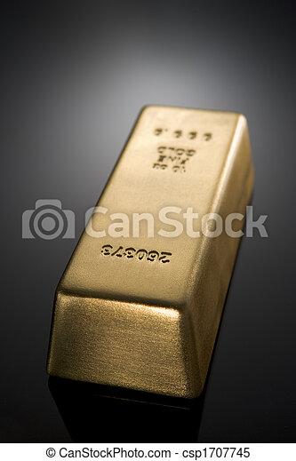 Gold Bar - csp1707745