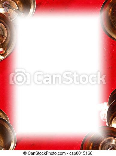 Gold Bell Frame - csp0015166