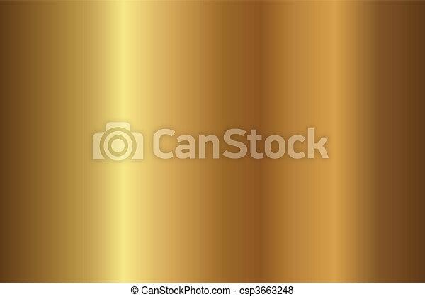 gold, beschaffenheit - csp3663248