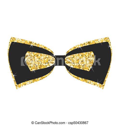 gold bow tie golden black bow tie isolated on white dabbing leprechaun vector leprechaun vector clip art