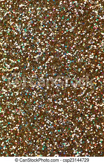 gold christmas glitter background csp23144729