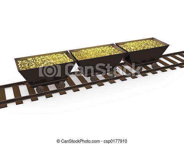 Gold Coins #2 - csp0177910