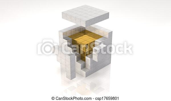 Gold Core - csp17659801