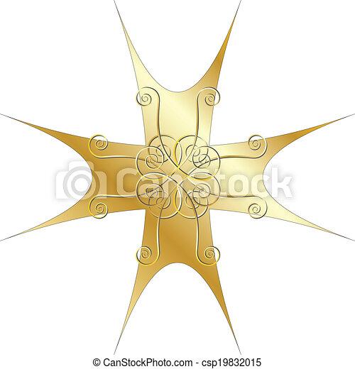 GOLD CROSS - csp19832015