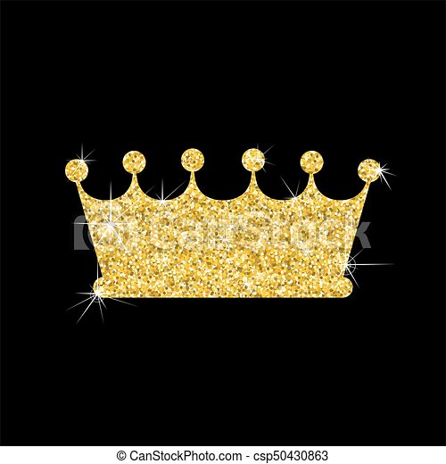Gold crown background - photo#33