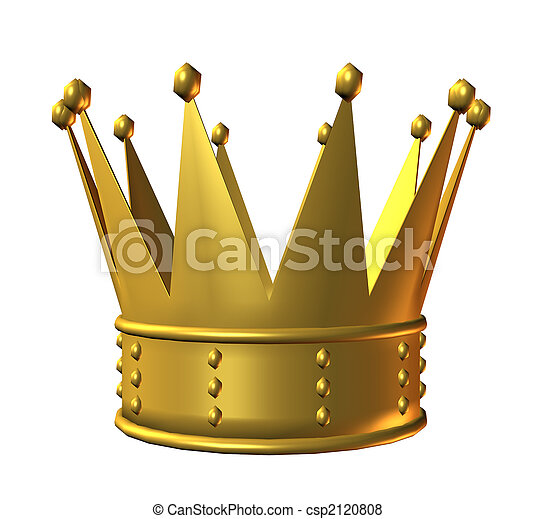 Gold Crown - csp2120808