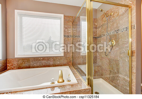Favorit Gold, dusche, metal., luxus, neu , granit, wanne. RE73