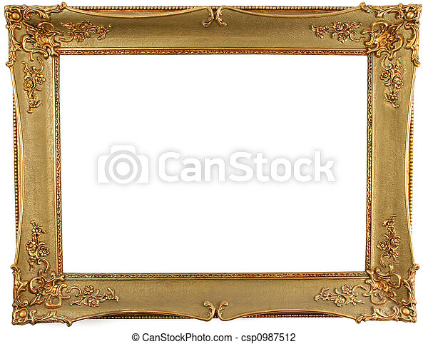 gold frame  - csp0987512