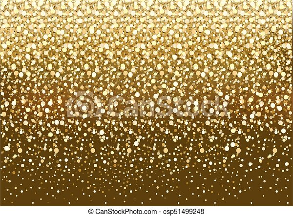 Gold Glitter Background   Csp51499248