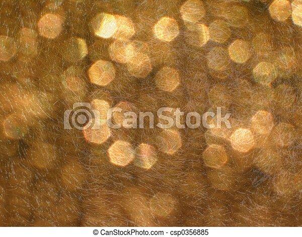 Gold Light - csp0356885