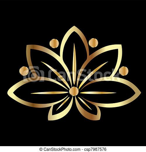 Gold lotus flower gold lotus flower mightylinksfo