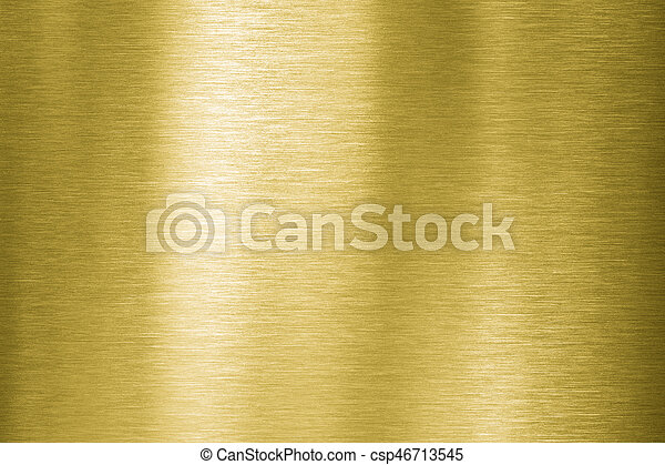gold metal plate - csp46713545