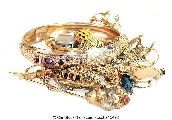 Gold Scrap - csp6715472