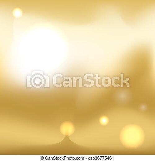 Gold texture Golden gradient smooth material - csp36775461