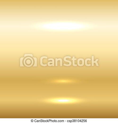Gold texture Golden gradient smooth material blink - csp38104256