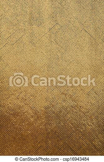 Gold texture - csp16943484