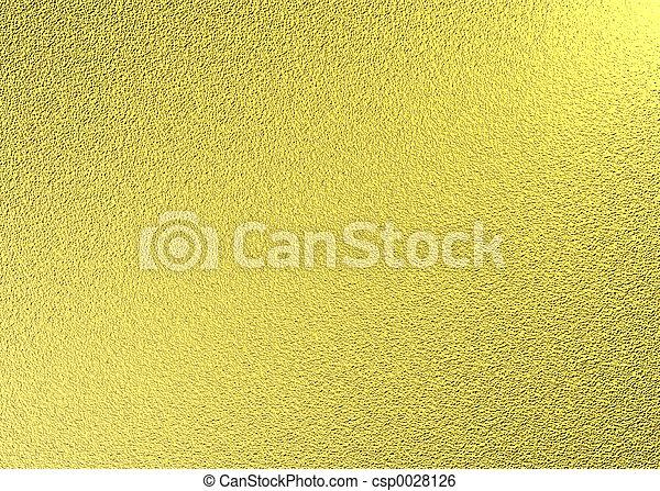 Gold Texture - csp0028126