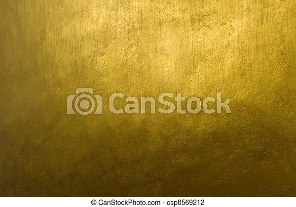 Gold texture - csp8569212