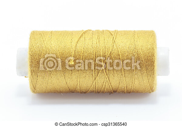 Gold Thread - csp31365540