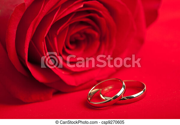 market red il etsy flower ring jewelry rings gift rose
