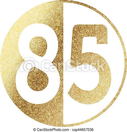 golden 85 w eps number 85
