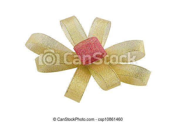 golden bow - csp10861460