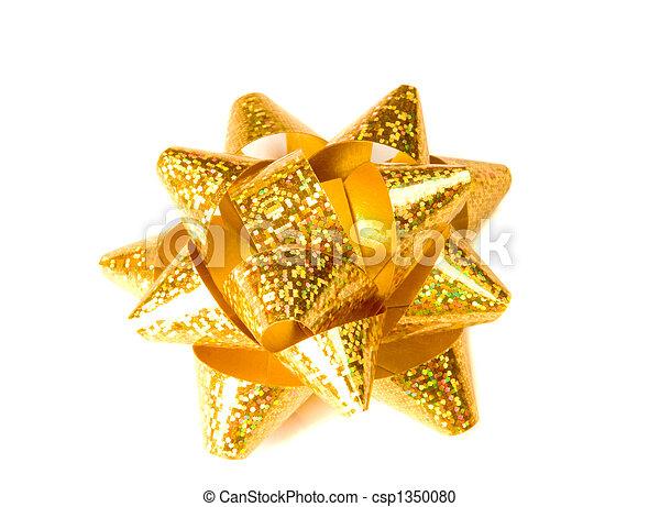 Golden bow - csp1350080