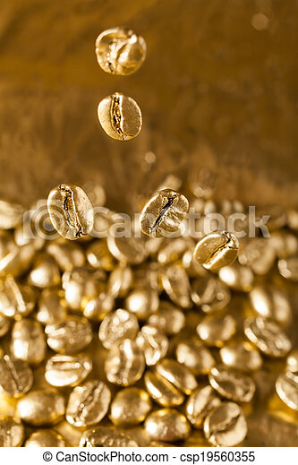 Golden Cafe Coffee Beans