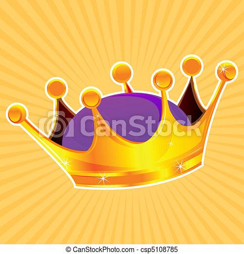 golden crown - csp5108785
