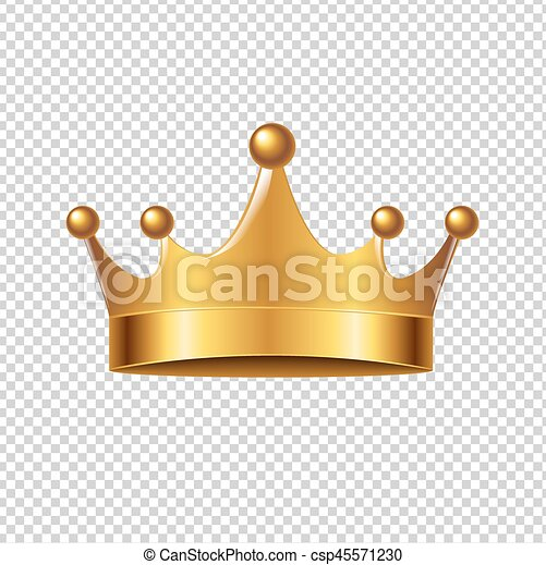 Golden Crown - csp45571230
