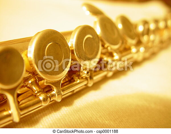 Golden Flute - csp0001188