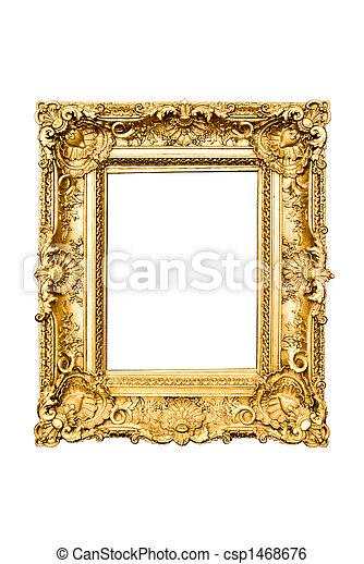 golden frame - csp1468676