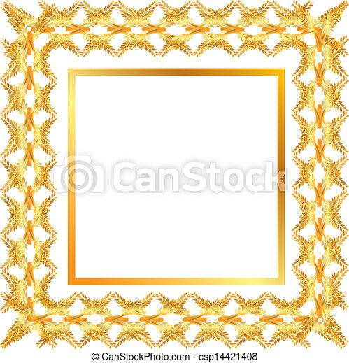 golden frame - csp14421408