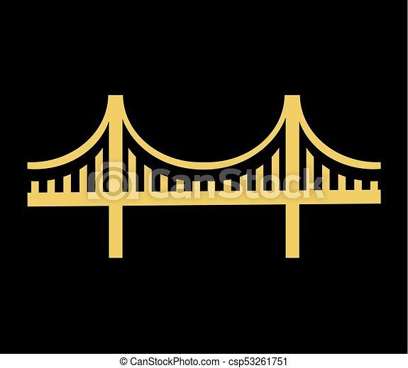 Golden Gate Bridge - csp53261751