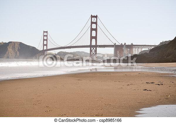 Golden Gate Bridge - csp8985166