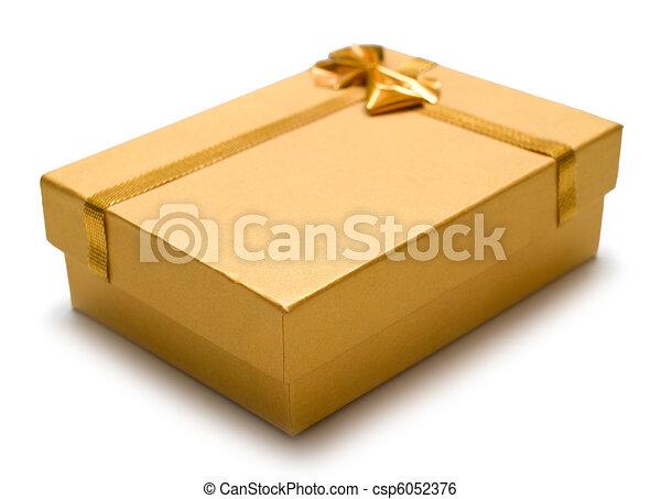 golden gift - csp6052376