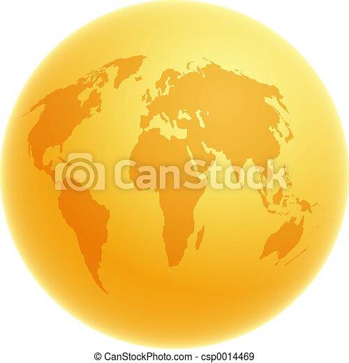 Golden Globe - csp0014469