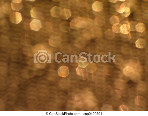 Golden Highlights - csp0420391