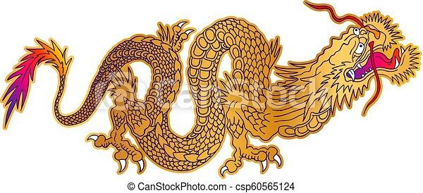 Golden dragon tattoo buy dragon shield sleeves matte gold