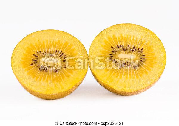 Golden kiwi fruit - csp2026121